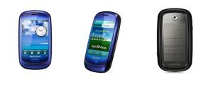 Portable bleu pour planète verte