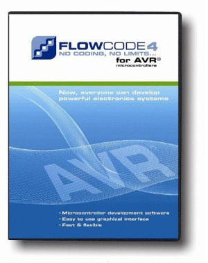 Flowcode 4 pour AVR
