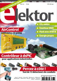 Mai 2010 : le nouveau numéro d'Elektor