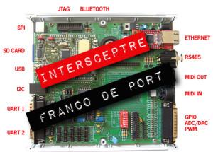 InterSceptre : franco de port jusqu'au 9 juin