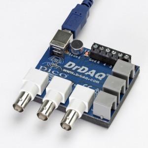 Enregistreur de données/oscilloscope USB éducatif