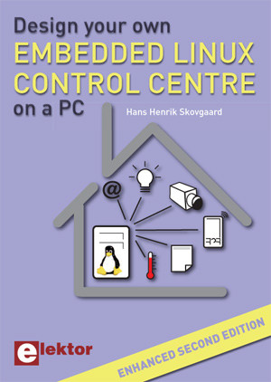 Wiki pour le livre Design your own Embedded Linux Control Centre on a PC