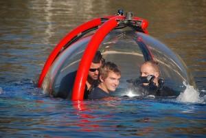 Jouez au capitaine Nemo : louez un sous-marin