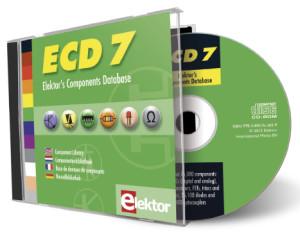 ECD 7 = Elektor's Components Database