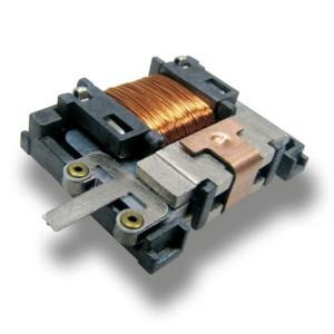 Interrupteur sans fil à récolte d'énergie et code tournant
