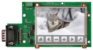 Quatre superbes nouveaux modules d'affichage dont un modèle tactile