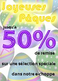 Offre Elektor de Pâques : jusqu'à 50% de remise