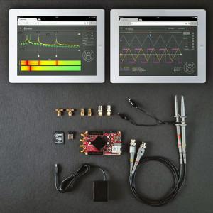 Le kit Calibrated Diagnostic du Red Pitaya.