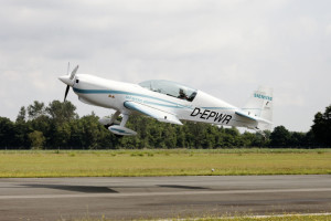L'avion Extra 330LE