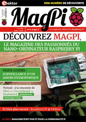 MagPi : mini-numéro de découverte