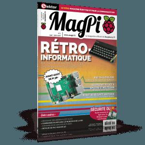 À la une du MagPi n°2 : émulation du matériel et codage à l'ancienne avec RPi