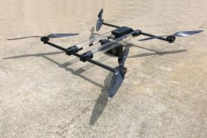 Un drone à hydrogène libre vole pendant quatre heures