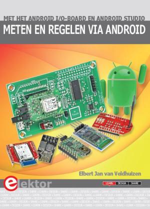 Nieuw Elektor-boek: Meten en regelen via Android