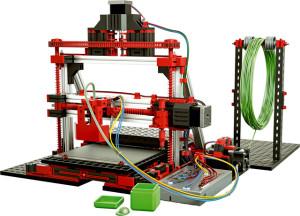 3D-Printer van fischertechnik