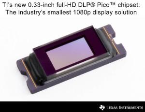 Full-HD DLP-chipset