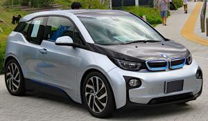 BMW i3. Afbeelding: TTTNIS, Wikimedia, CC0 1.0