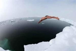 Lewis Pugh's Mind-Shifting Everest Swim for Climate Change