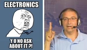 Pergunte-nos Qualquer Coisa Sobre Electrónica Na Próxima Sessão de Perguntas e Respostas