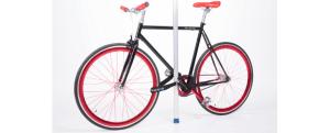 Integrated Lock Renders Bike Useless (to Thieves)