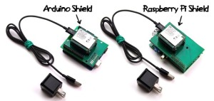 Development Kit Adds Cellular Access to Arduino and Pi