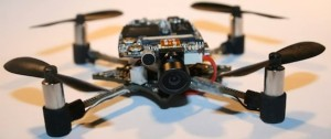 Hackable DIY Quadrotor Kit