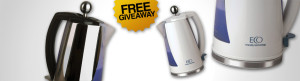 Free Giveaway: ECO Kettles!
