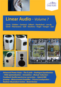 Hear Hear: Linear Audio Volume 7 Released!