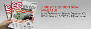 Elektor June Issue Now Available