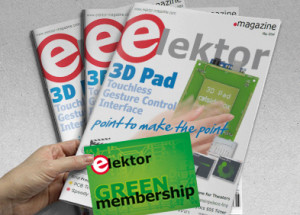 Join the Elektor Community and Get to Know Elektor Magazine