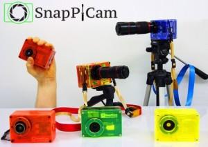 SnapPiCam, a DIY Digital Camera