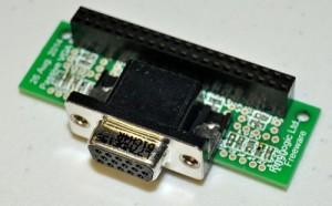 Raspberry Pi VGA Adapter