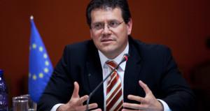 Maroš Šefčovič on the Energy Union and its role for Central and Southeastern Europe