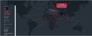 Visualizing Data: Four Decades of Displaced People