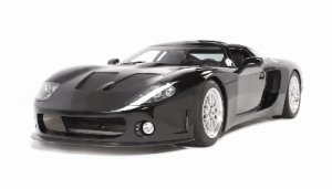 Hybrid-electric supercar with microturbine technology debuts at LA Auto Show Dec. 2-13