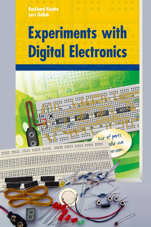 Digital Electronics book + Starter Kit = One Low Price!