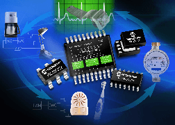 Microchip integrates new peripherals in small-package MCUs