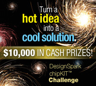 DesignSpark chipKIT Challenge Winners Announced