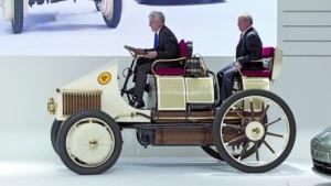 Reborn: Porsche Semper Vivus Hybrid Vehicle