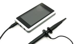 $199 portable 4-channel mini oscilloscope