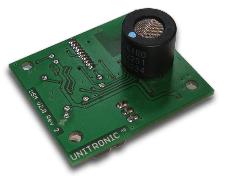 Sensor module for volatile organic compounds detects various substances