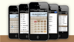 Programmer's calculator app for iPhone