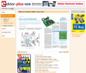 Save $69.40 with an Elektor Plus subscription