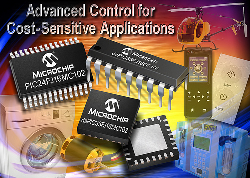 Advanced control MCU & DSP devices target cost-sensitive applications