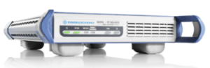 Compact signal generator optimised for ATE environments