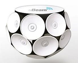 Novel ultrasound system provides wireless power