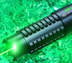 World's brightest commercial laser has 85 miles range