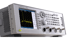 Audio analyzer offers digital audio interfaces