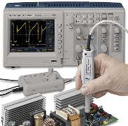 Novel current probe measures currents in PCB tracks