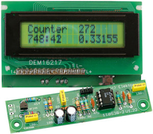 Summer Deal: Elektor's Improved Radiation Meter at 25% Off