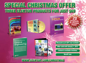 Don't Miss Out on Elektor's Christmas Discounts